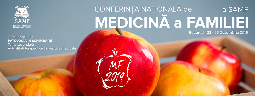 Conferinta Nationala de Medicina a Familiei 2019